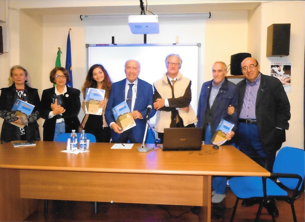 Presentazione Della Rivista Archeo Nissa 03.11.2015